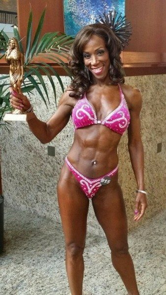 Wendy Ida is a 63-year old grandmother who competes against much younger women.