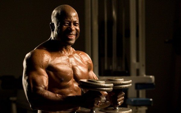 This bodybuilder is still looking great at 78.