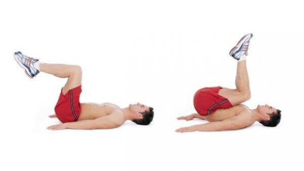 Kettlebell Abs Routine