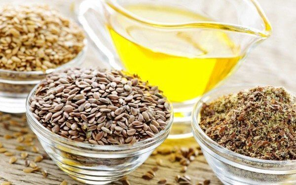 Bodybuilders are just beginning to realize how useful flaxseed oil can be.