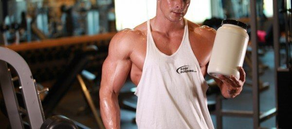 For best results, take Creatine after your workout.