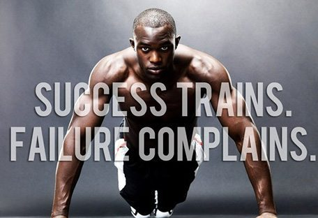 All the motivation you need to inspire your workouts.