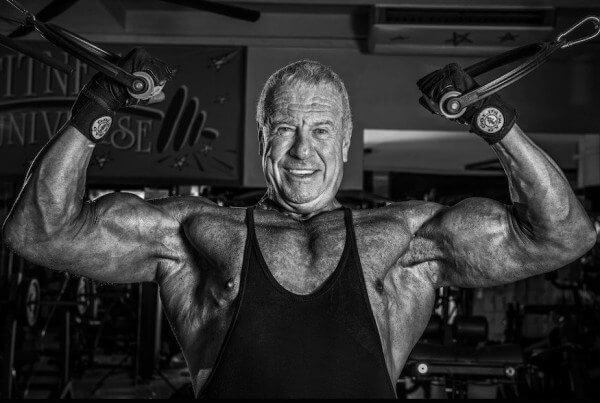 how to keep building muscle as you get older