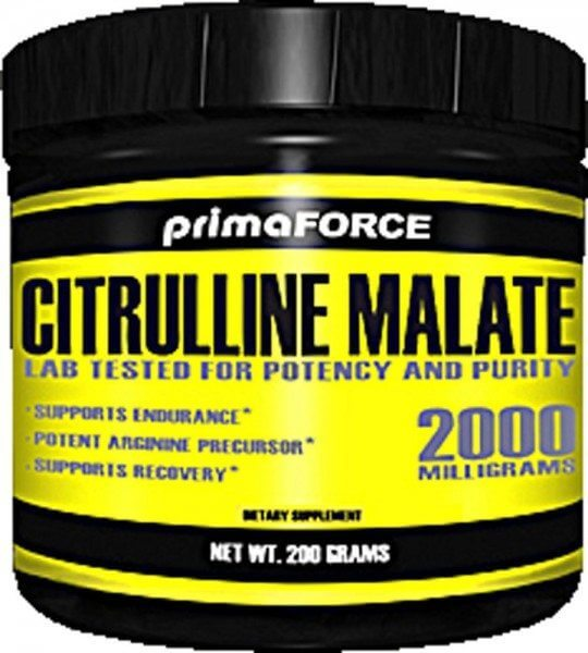 Citrulline malate is a supplement worth considering.