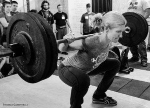 Squats are a great exercise, but good form is important.