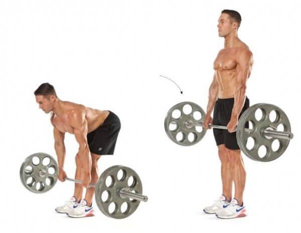 The Romanian deadlift is a challenging but powerful exercise.