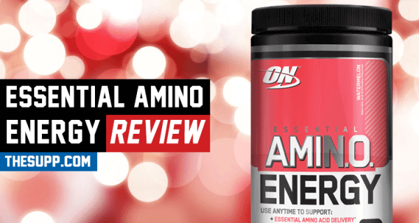 If you need some more oomph in the gym, you might get it with Optimum Nutrition Amino Energy can help you through tough workouts.