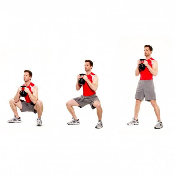 Perfect your form: the squat