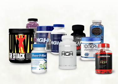 Human Growth Hormone plays an important role in muscle building.