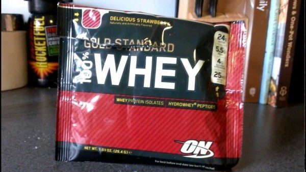 You can get enhanced results in the gym with the help of Optimum Nutrition Gold Standard Whey