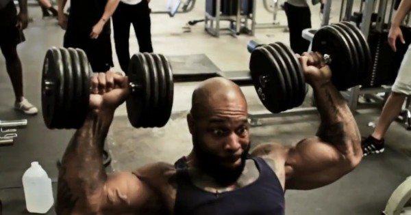overtraining on steroids