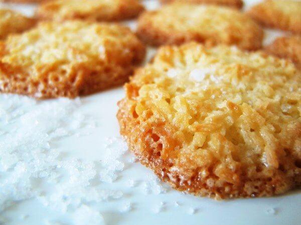 coconutcookies2 Bodybuilding blogs: Healthy Dessert Recipes for Bodybuilders