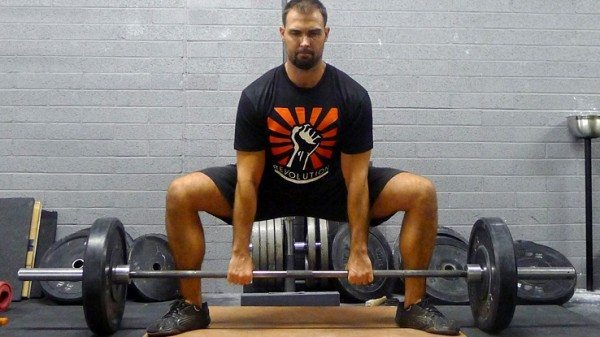 The Sumo deadlift is a great alternative to mix up your compound exercises.
