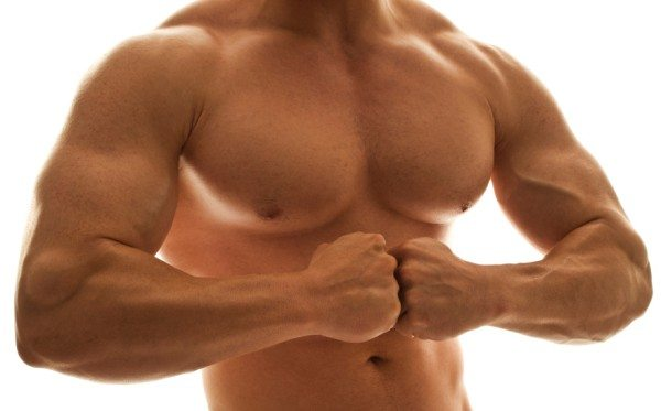 Working on your arm muscles can give you a very impressive upper-body look.