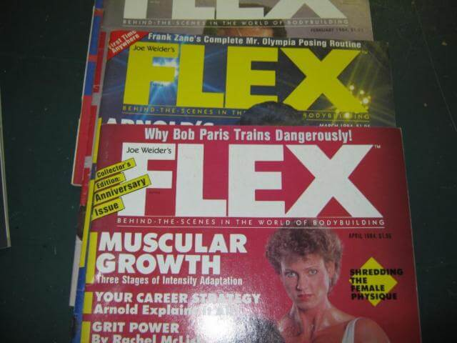 Check out all the bodybuilding magazines and find the one that is right for you.