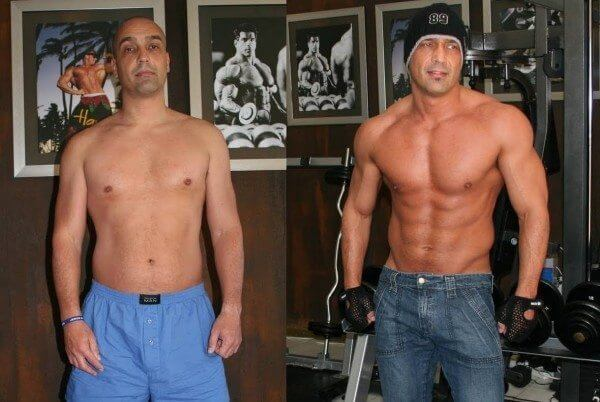 81 Amazing Male Body Transformations to Inspire You (Just