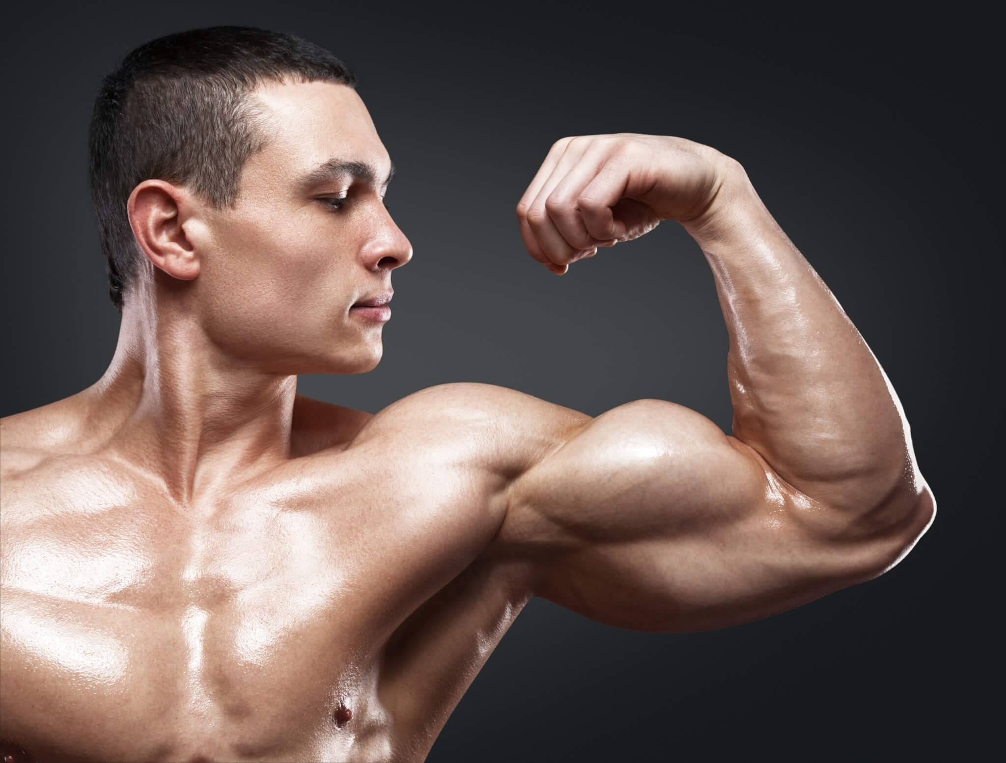 How To Make Your Muscles Grow Faster Naturally