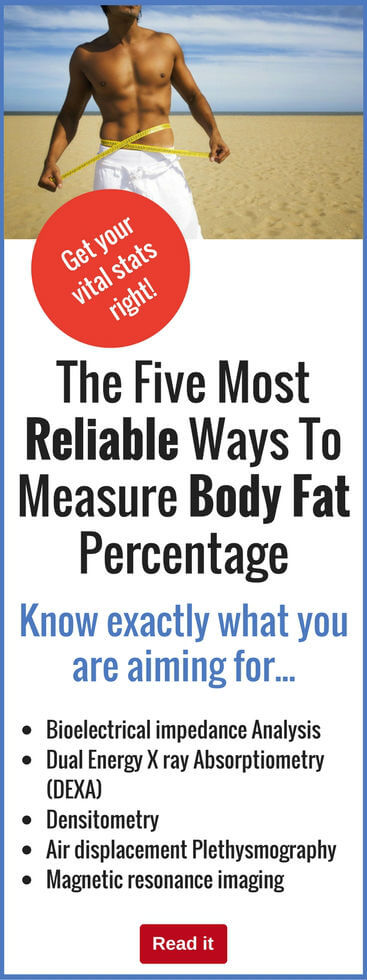 You need to measure your body fat percentage accurately in order to measure your progress in the gym. Here are the best ways to do this with maximum accuracy.