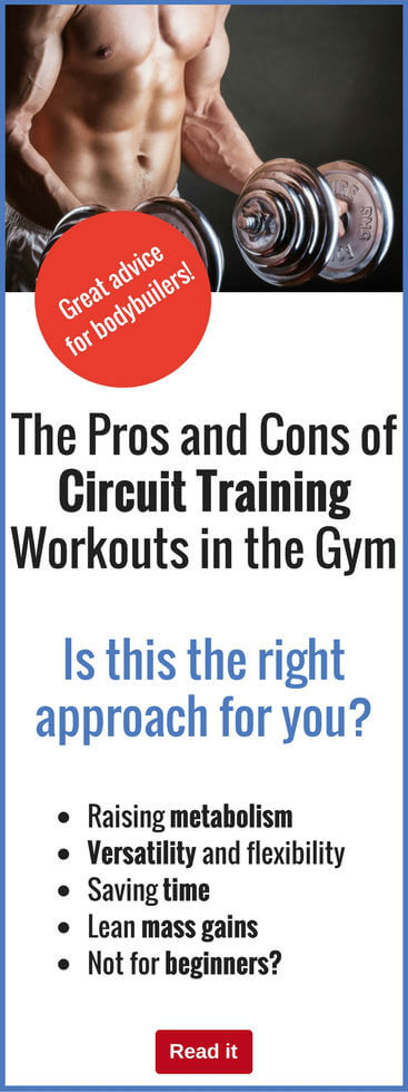 Circuit training is a fantastic way to improve your general fitness and get a great bodybuilding workout that will set you on the road to better health.