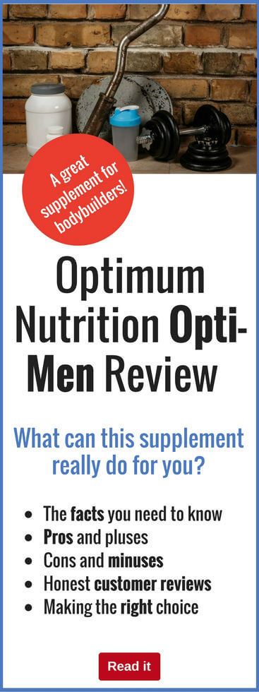 Optimum Nutrition Opti-Men is a bodybuilding supplement that has attracted a lot of fans. But how good is it? Check out this review and decide for yourself.