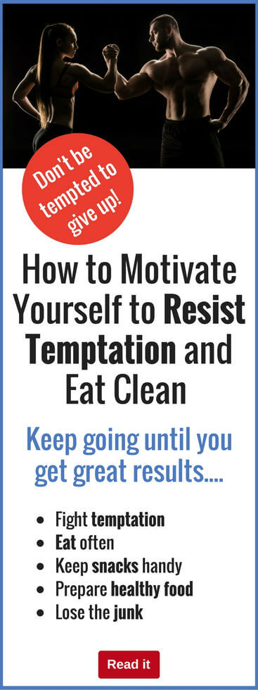 how to stop temptation to eat