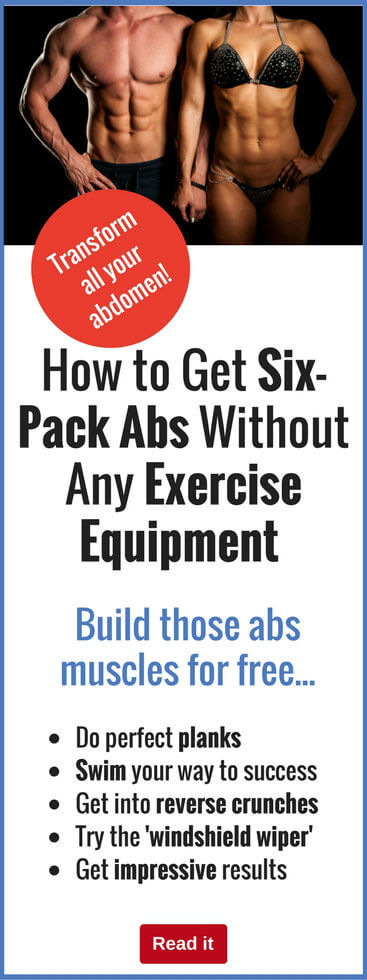 So you want six-pack abs but you can't make it to the gym? No problem, we have all the exercises needed to ramp up those abs in record time. Check them out here...