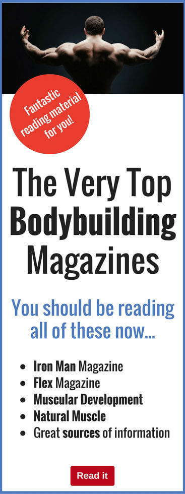 Get all the inspiration, information and advice you need to achieve amazing results in your workouts. Check out these fantastic bodybuilding magazines and fulfill all your dreams in the gym.
