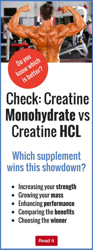 Creatine is a great supplement ingredient, but it comes in many forms. Which one is right for you? Let's compare two of the most popular choices.