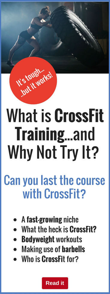 Discover why crossfit training has become so popular, and what it can mean for you. Take your fitness to the next level and build an amazing body.