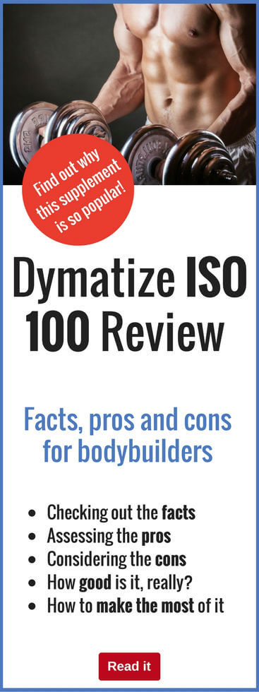 Many bodybuilders swear by ISO 100 from Dymatize. How good is it, and should you use it? Find out the full story in this comprehensive review…