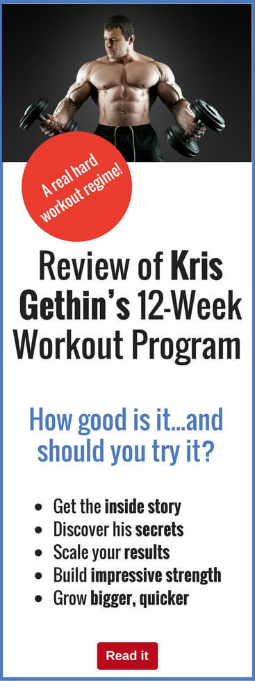 Many bodybuilders swear by Kris Gethin's 12-week workout program. But how good is it, and is it the right choice for you? Get all the answers here...