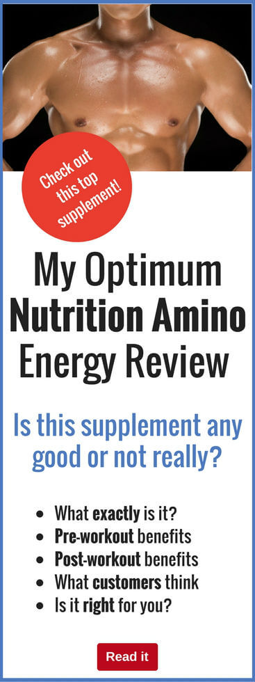 Supplements are a great way to improve your performance in the gym. Optimum Nutrition Amino Energy is a popular choice that delivers great results.