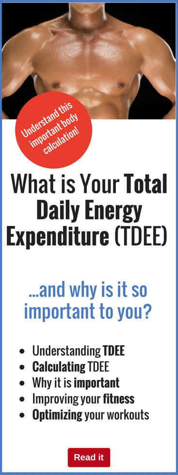 When you understand your Total Daily Energy Expenditure (TDEE), you are ideally positioned to make the most of your fitness regime. Find out how to calculate it and use it to improve.