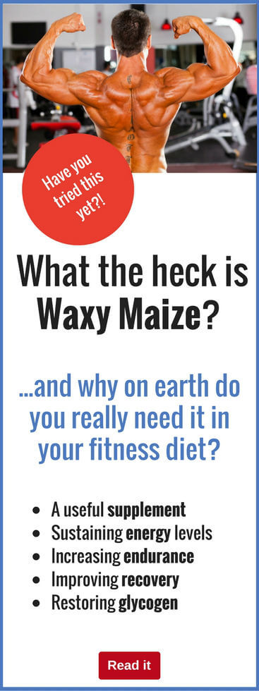 Many bodybuilders swear by waxy maize as a vital part of their fitness regimes. Find out what waxy maize is and why it is important.