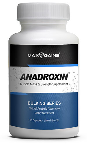 anadrol muscle supplement