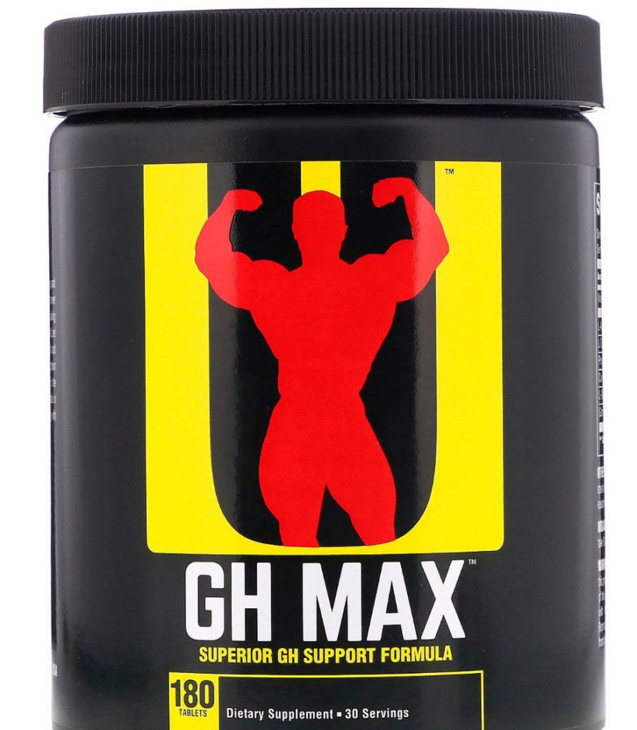 gh max