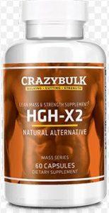 HGH x2 crazy bulk supplement review