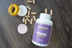 crazy bulk trenorol capsules