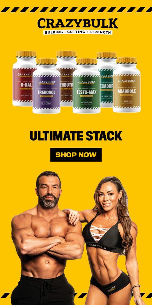 crazy bulk bodybuilding supplements